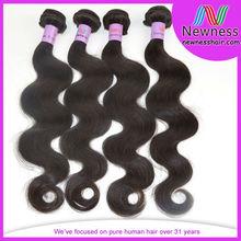 Top quality 5a body wave 100% brazilian 50 inch virgin hair
