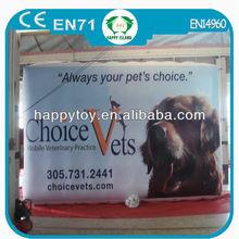 HI CE top selling inflatable floating billboard/digital billboards for sale