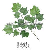 artificial bonsai leaves