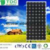 monocrystalline solar module (TDC-M190-72)