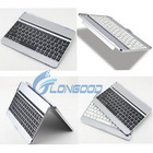 2014 New Metal Aluminum Wireless Bluetooth Keyboard for Apple iPad Air 5
