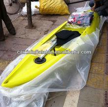fishing canoe/ fishing sit on top canoe/ fishing sea canoe/ fishing leisure canoe