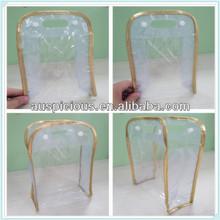 Transparent pvc makeup pouch pvc zipper bag pvc makeup pouch