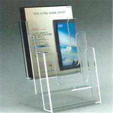 creative simple design acrylic pamphlet holder