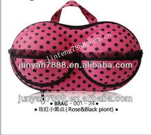 Rose Stylish Bra organizer Bra storage bag Travel Bra Bag
