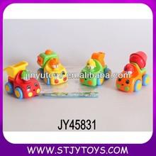 cute cartoon small plastic toy truck