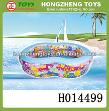 2014 new product made in china baby inflatable swimming pool funny family size PVC swimming pool,kids summer best gift H014499