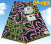 Beautiful and Charming African Wholesale Real Wax Prints Cotton Fabric on Sale