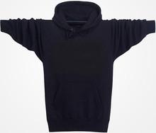 2014 Cotton Fleece quality plain hoodies for Men