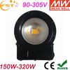 High lumen led outdoor flood light 90-305V Bridgelux Chip 200W