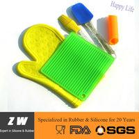 ZW FDA LFGB Silicone Kitchenware Smart