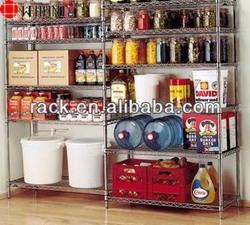 Zhong Shan 6 Tiers Adjustable Supermarket Rack,Supermarket Display Rack,NSF Approval