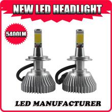 vw new jetta led headlight