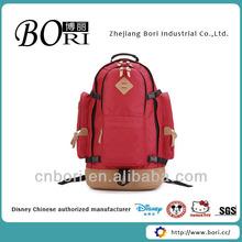 japan high football school bags canvas ioptap backpack bags