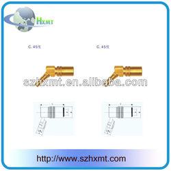 Shut off hose nipple/mould parts ,Brass hose nipple/mould components