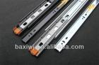 45mm width 3-fold office desk ball bearing drawer slides