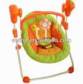 Toddle portátil rocker cadeira de balanço interior/cadeira de balanço do berço/eletrônico baby berço
