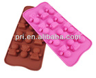 Silicone Mould baby Emoticons Ice Cube Tray Smily Emotion Party Ice trays