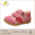 velcro sapatos tênis pink glitter sapatos da menina sapatos de causalidade