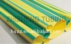 yellow/green heat shrink tubing for identification