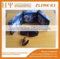 Iks Dongle Receiver/Zlink k1 For Nagra3,Iks Dongle Box Receiver/ Iks Receivers