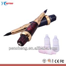Professional tattoo equipment for tattooing & Permanent Manual Makeup Tattoo Machine pen