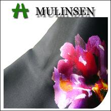 Mulinsen Textile 100% Polyester Printed Silk Iridescent Chiffon Fabric