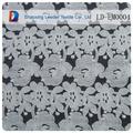 de alta calidad de algodón voile suizo de encaje de algodón bordado de flores pequeñas de encaje bordado de encaje neto caliente de la venta