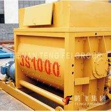 2014 Big sale-Professional production electric concrete mixers JS1000 concrete mixer for sale