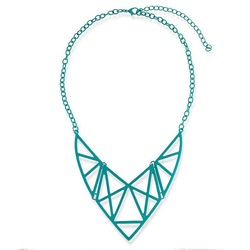 2014 New Necklace Color Necklace chain artificial women necklace