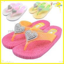 neuesten design 2014 neues modell gelee sexy frau sandale für den Verkauf
