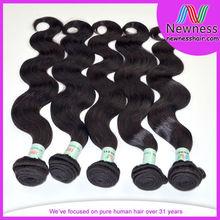 Guangzhou remy hair market wholesale virgin european hair extension