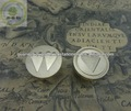 Liverpool monograma carta sello de cera sello/sello de cera sello con el patrón de logotipo del fabricante