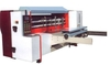 lead edge rotary die-cutting and creasing machine / automatic rotary die cutting machine for paper