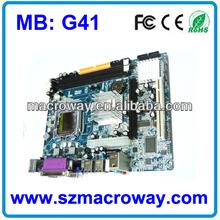 wholesale 865 775 socket Motherboard,desktop computer parts