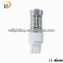 Wllighting DC 12V CREE Chip 80W Tuning/Reverse/Fog light Led car light 7440