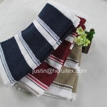 cotton kitchen towel/dish cloth/tea towel