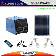 home lighting solar system photovoltaic