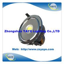 YAYE 2014 Hot Sell CE/ROHS Approval Dimmable 20watt COB LED Downlight & COB LED Downlight 20Watt with 2/3 years Warranty
