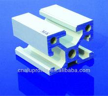 aluminium profile glass fence MK-8-3040