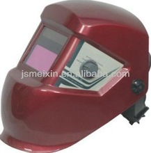 Auto darkening dust mask with ce