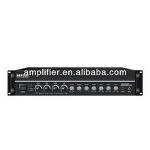 PA 4 Zone Mixer Amplifier PMA-A4080A / PMA-A4120A / PMA-A4180A / PMA-A4240A / PMA-A4300A / PMA-A4400A / PMA-A4500A / PMA-A4600A