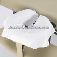 hospital disposable non woven pillow case /white hotel pillow cover