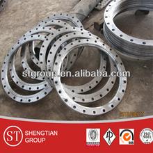 ANSI flange ASTM A105 SO Class 150 RF flange carbon steel flanges