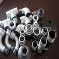 de soldadura de acero al carbono latrolet instalación de tuberías