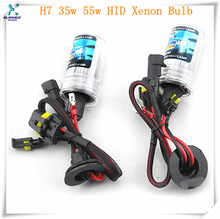 Factory sale auto hid xenon bulb 35w/55w H7 moto hid light
