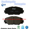 Japanese car parts for sale Toyota spare parts Toyota camery 2008 brake pads D1211