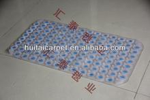 B03 fashion pvc floor mat bathroom mat