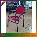 In tessuto imbottito sedia visitatore/soggiorno sedia/ospite sedia