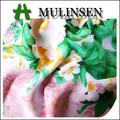 Mulinsen têxteis novo design 100% poliéster liso de seda pura chiffon tecido